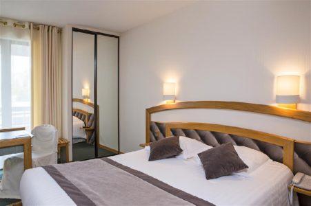 """Hôtel - Chambre double  """"Confort"""""""