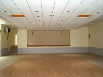 Salle des fêtes de Coussergues