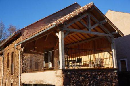 Gîte le Sureau du Hameau des Gîtes du Brugas