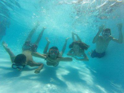 Les Chalets de la Gazonne (groupes) Milieu aquatique