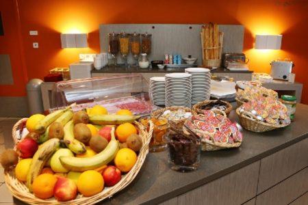 Buffet petit-dejeuners