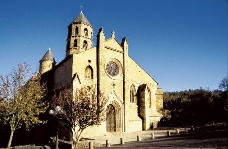 Eglise Notre Dame d'Aubin