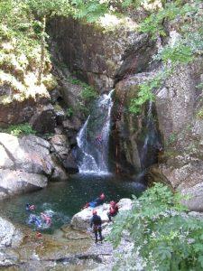 Canyonning Massif de L'Aigoual