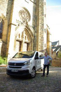Aveyron Tourisme Autrement: Exploitant VTC (groupes)