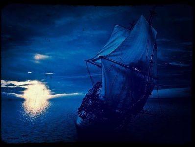 La malédiction du vaisseau fantôme