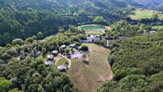 VVF villages Le Domaine de Céras (groupes)