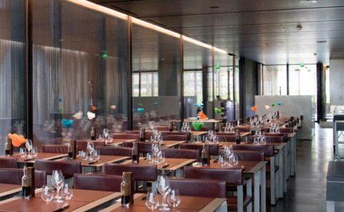 Café BRAS - Salle de réception