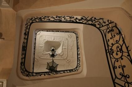 Cage d'escalier, Hôtel Pégayrolles
