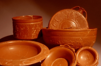 Céramiques sigillées de la Graufesenque