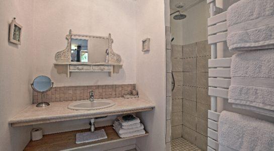 Chambre Hiver - Salle de douche