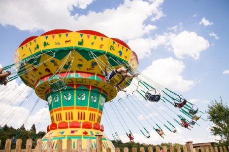 Chaises volantes