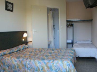 Riv'Hôtel (groupes) - chambre