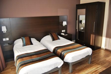 Cap Vert complexe hôtelier
