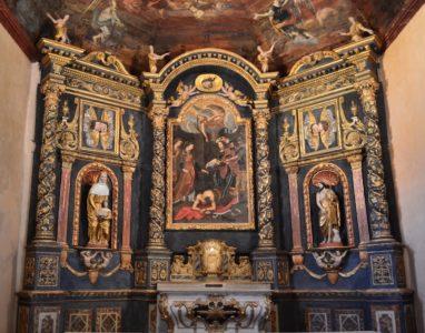 Chapelle des Pénitents Noirs à St Geniez d'Olt