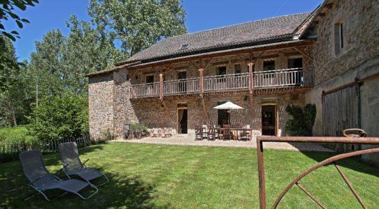 Chambre d'hôtes - Moulin de Limayrac