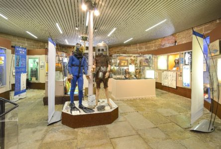 Musée du scaphandre
