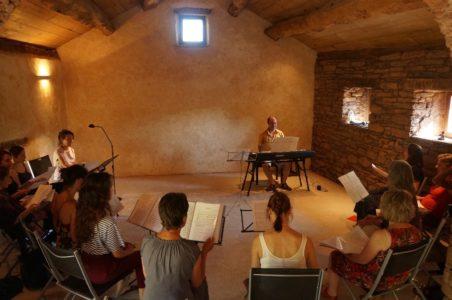 Stage de Musique