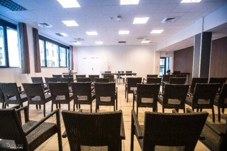 Salle de réunion 180 m²