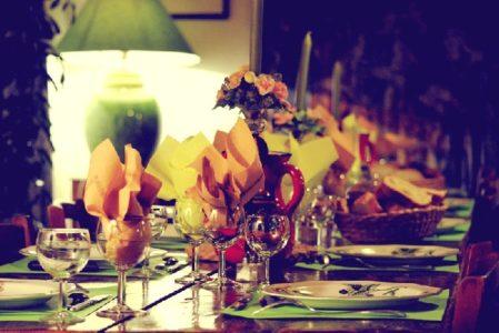 Table Ferme Auberge de Quiers