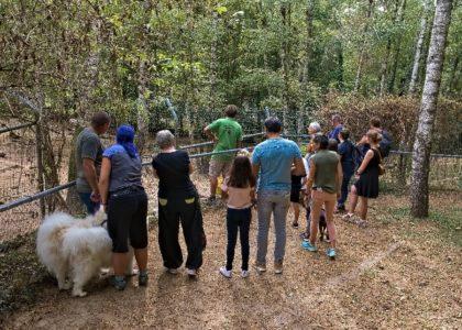 Parc animalier du Ségala - Pradinas (groupes) MINI GROUPE