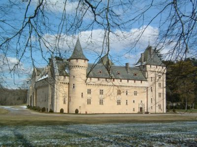 Abbaye fortifiée de Loc-Dieu (Groupe)