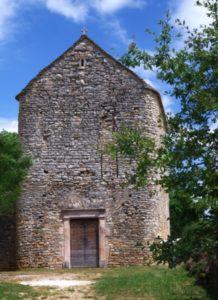 Eglise pré-romane de Toulongergues