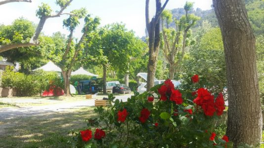 EMPLACEMENTS GROUPES CAMPING LA MUSE