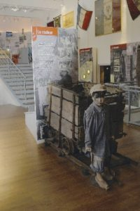 """MUSÉE DE LA MINE """"LUCIEN MAZARS"""" (ANTENNE MUSÉE DU ROUERGUE)"""