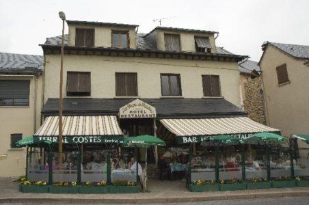 Hôtel Restaurant Aux Berges de Pareloup