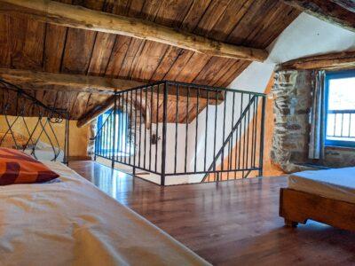 Chambre n°1 mezzanine