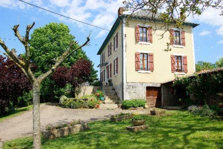 Gîte La Griffoulière