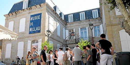 Guides Conférenciers Office de Tourisme Millau Grands Causses
