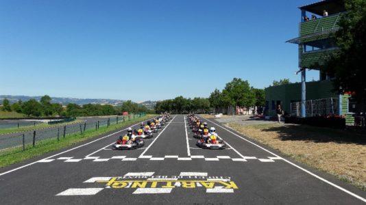 Location de karting pour tous (groupes)