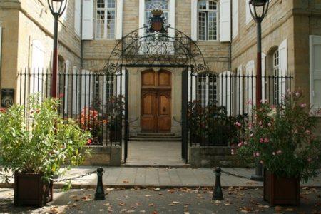 Hôteld de Pégayrolles, XVIIIe siècle.