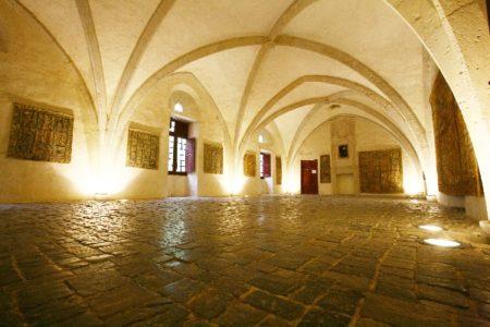 Salle des Commandeurs Saite-Eulalie-de-Cernon