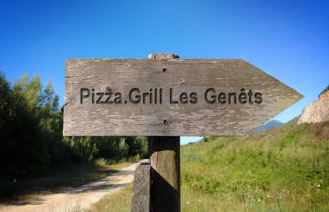 Restaurant camping des Genêts