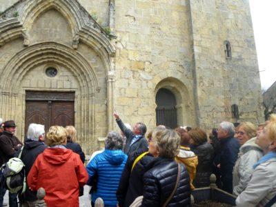 Visite commentée du bourg médiéval de Nant (copie)