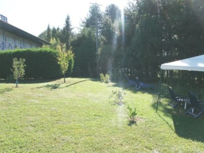 Riv'Hôtel (groupes) - jardin
