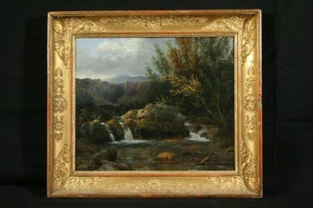 Le Ruisseau de Rougeoles de Théodore Richard