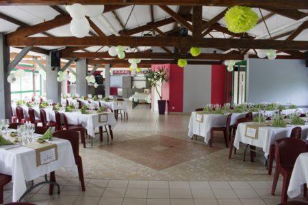 La salle Centaurée - Mariage