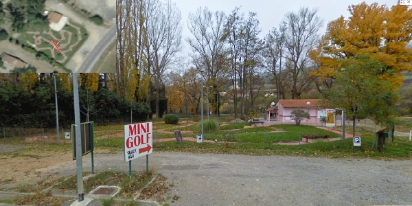Mini-golf de Millau (groupes)
