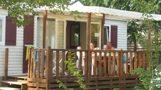 Mobile-Home Camping Les Calquières