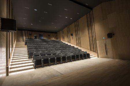 Auditorium du château de Bournazel