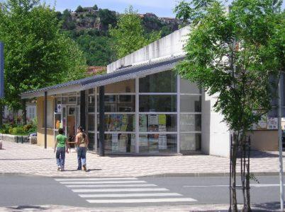 Pavillon du tourisme