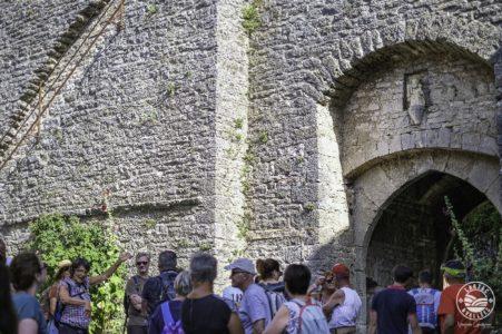 Cité Templière de la Couvertoirade - Lou Portal d'Aval