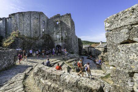 Château de la Couvertoirade