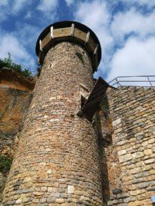 Château de Peyrelade (groupes)