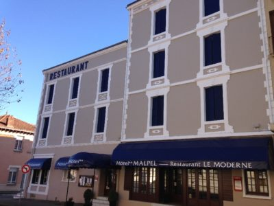 Hôtel Moderne Malpel (groupes)