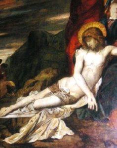 Le chemin de Croix de Gustave Moreau en l'Eglise Notre Dame de Decazeville