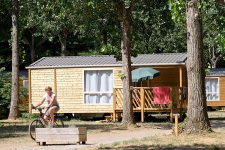Camping Huttopia Millau - Mobile Home